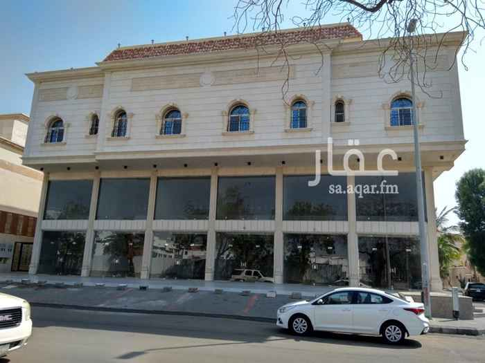 عمارة للإيجار في شارع عبدالرحمن الطبيشي ، حي الاندلس ، جدة