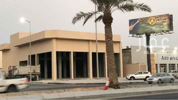 محل للإيجار في طريق الملك عبدالله ، حي الشهابية ، الهفوف والمبرز ، الأحساء