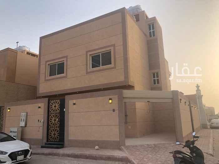 فيلا للإيجار في شارع أبي محمد المحلي ، حي العارض ، الرياض ، الرياض