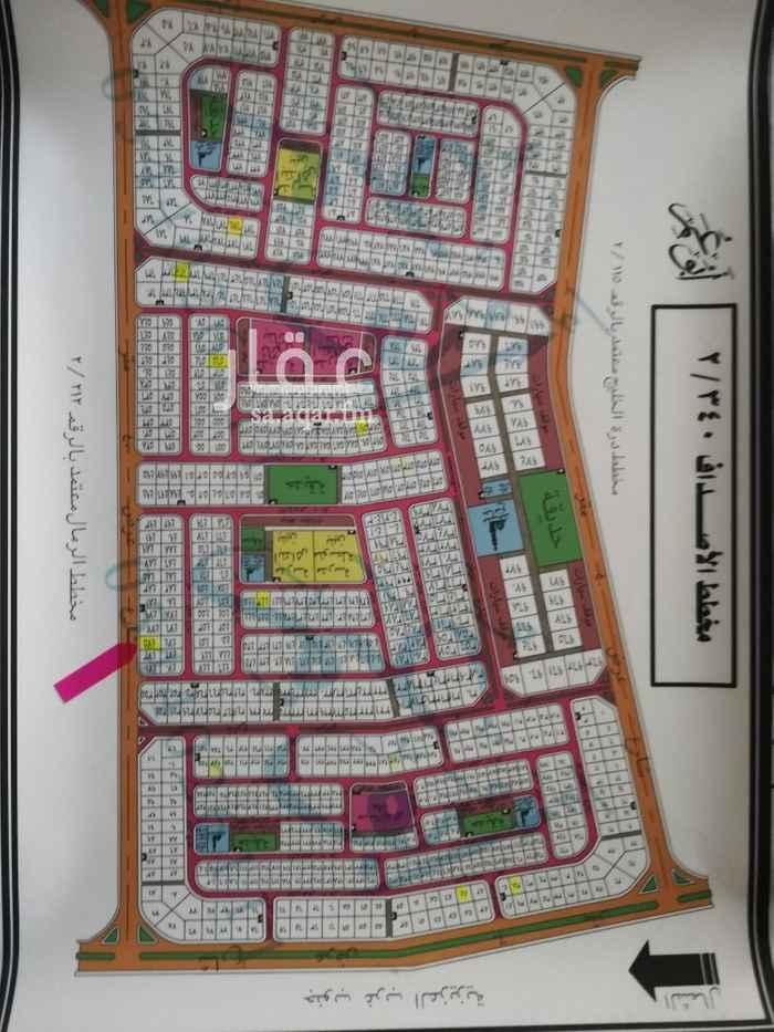 أرض للبيع في شارع اسماعيل بن اويس ، حي الامواج ، الخبر ، الخبر