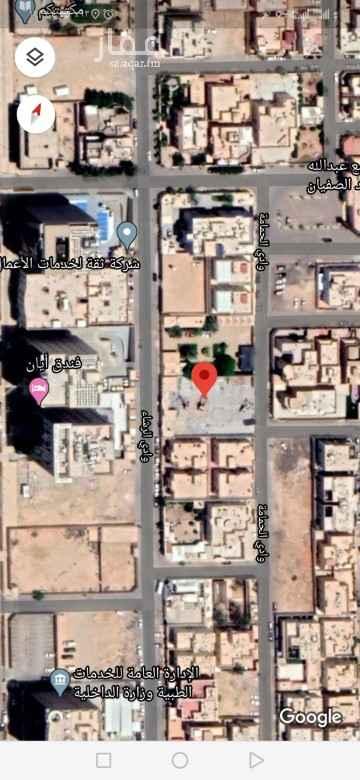 أرض للبيع في شارع وادي الرشاء ، حي الصحافة ، الرياض ، الرياض