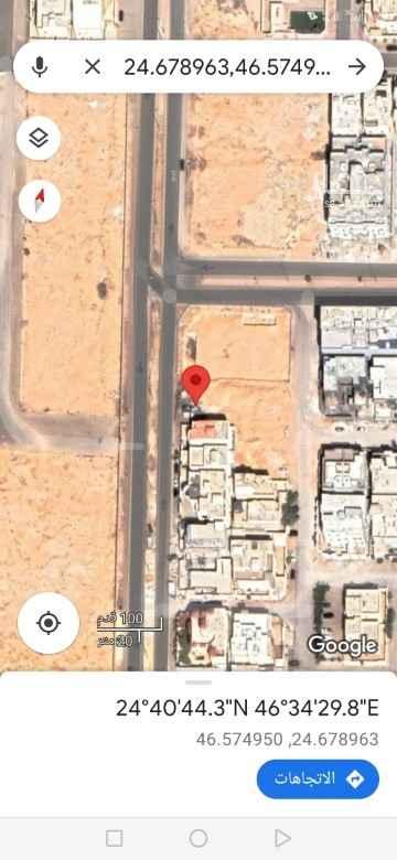 أرض للبيع في شارع محمد بن رواف ، حي عرقة ، الرياض ، الرياض
