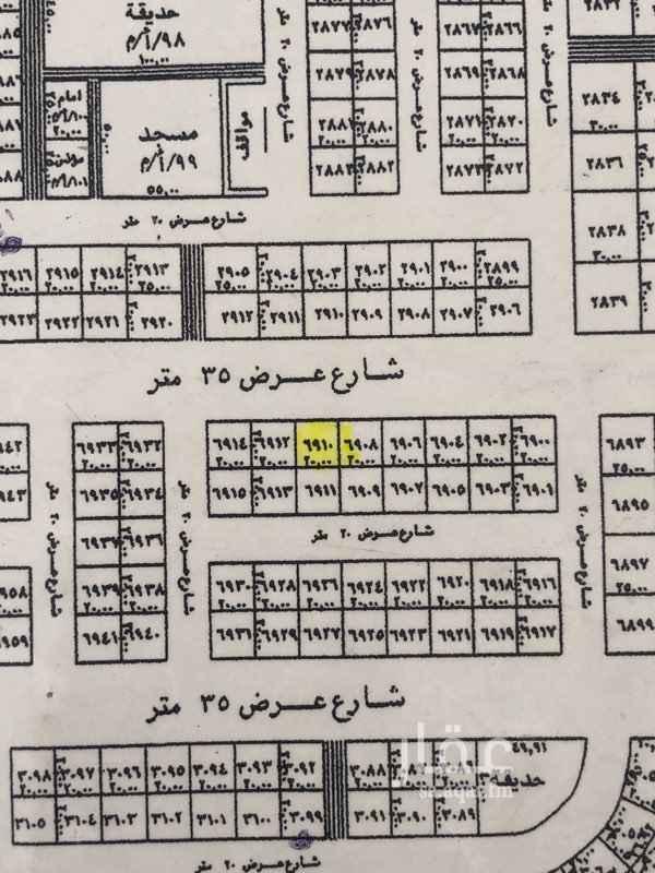 أرض للبيع في شارع عبدالملك بن العباس ، الرياض ، الرياض