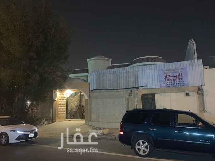 فيلا للإيجار في شارع زيد بن ثابت ، حي الدوحة الجنوبية ، الظهران