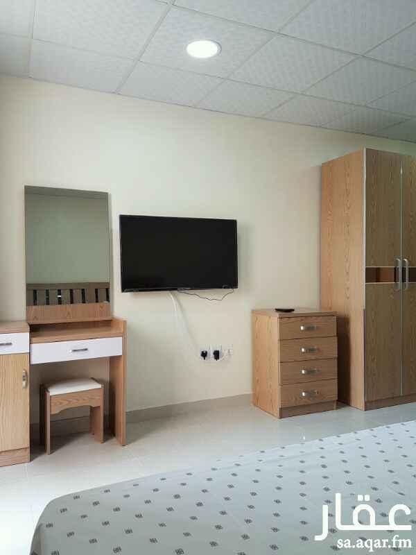 غرفة للإيجار في 7927-7953 ، شارع الهواري ، حي الملز ، الرياض