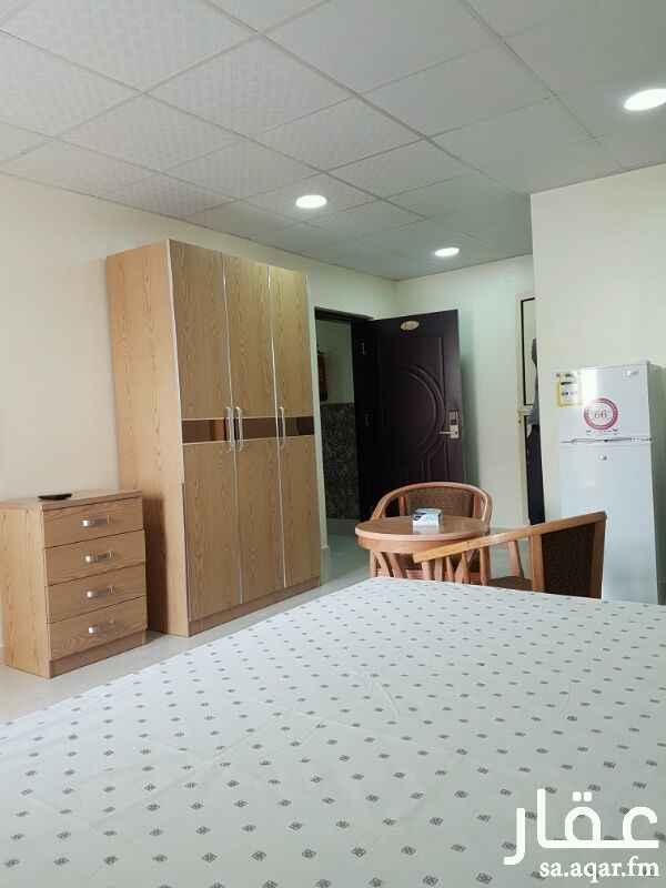 غرفة للإيجار في شارع خالد بن جنادة ، حي الضباط ، الرياض