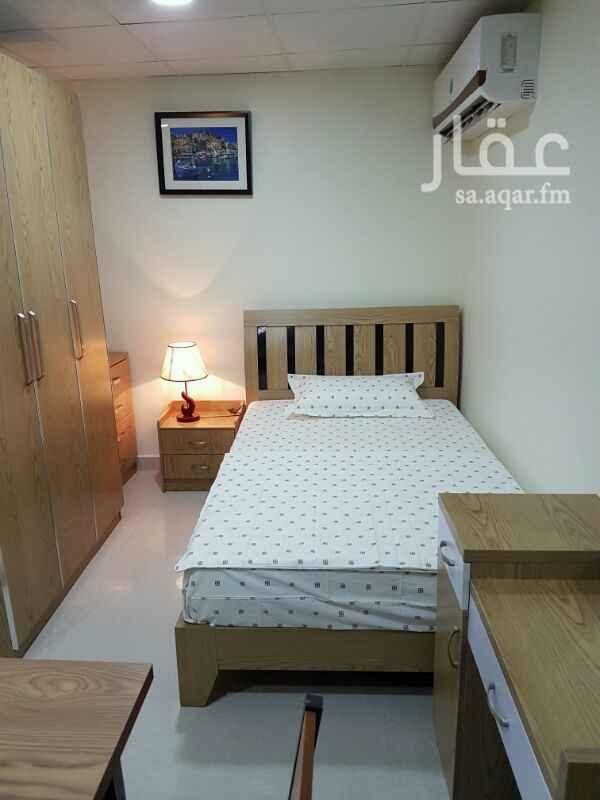 غرفة للإيجار في شارع مصعب بن عمير ، حي الضباط ، الرياض ، الرياض