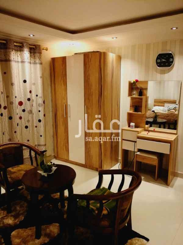 غرفة للإيجار في شارع شدية ، حي الضباط ، الرياض