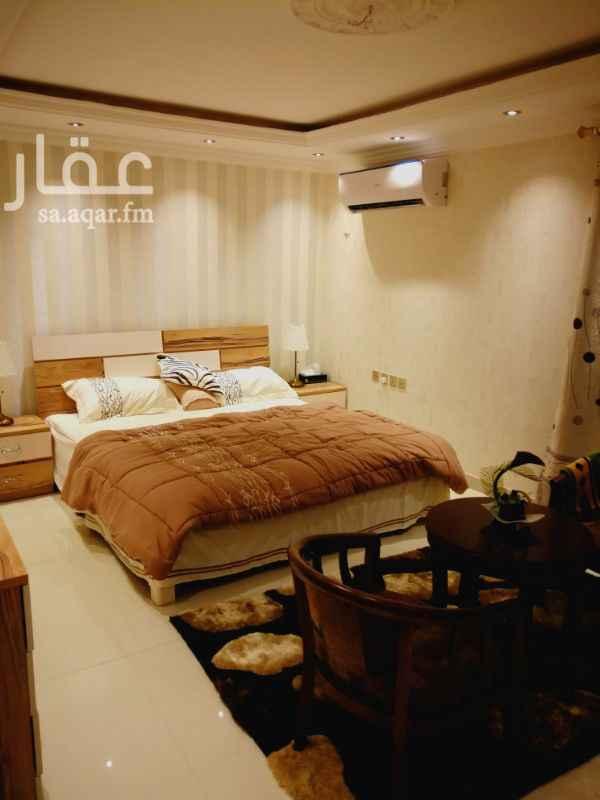 شقة للإيجار في شارع هجر ، حي الضباط ، الرياض