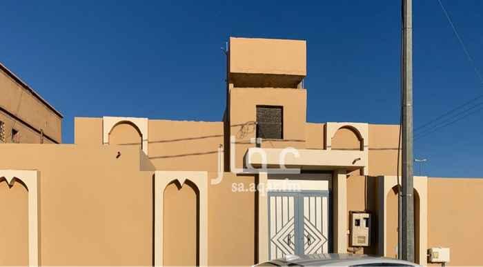 بيت للإيجار في شارع الامير بندر بن عبدالعزيز ، حي البصيرة ، المجمعة ، المجمعة