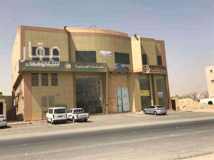 مكتب تجاري للإيجار في طريق الأمير محمد بن سعد بن عبدالعزيز ، حي القيروان ، الرياض