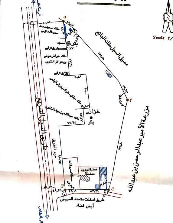 أرض للبيع في حي الحوية ، الطائف ، الطائف