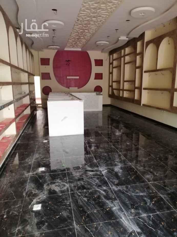 محل للإيجار في شارع ابي بكر الجراعي ، حي النسيم ، جدة ، جدة