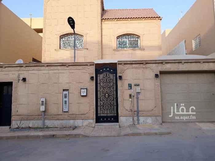 فيلا للإيجار في شارع الوفاء ، حي الصحافة ، الرياض
