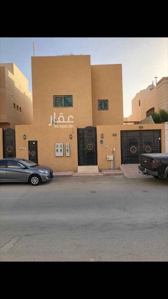 دور للإيجار في شارع رماح ، حي الصحافة ، الرياض ، الرياض