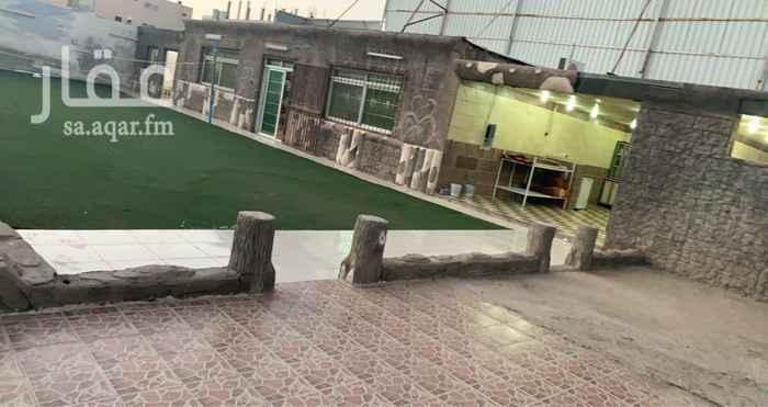 استراحة للإيجار في شارع سيان الكوفي ، حي الدفاع ، المدينة المنورة ، المدينة المنورة