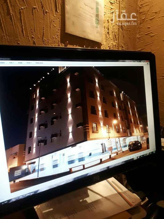 شقة للإيجار في شارع البلدية ، حي العزيزية ، جدة