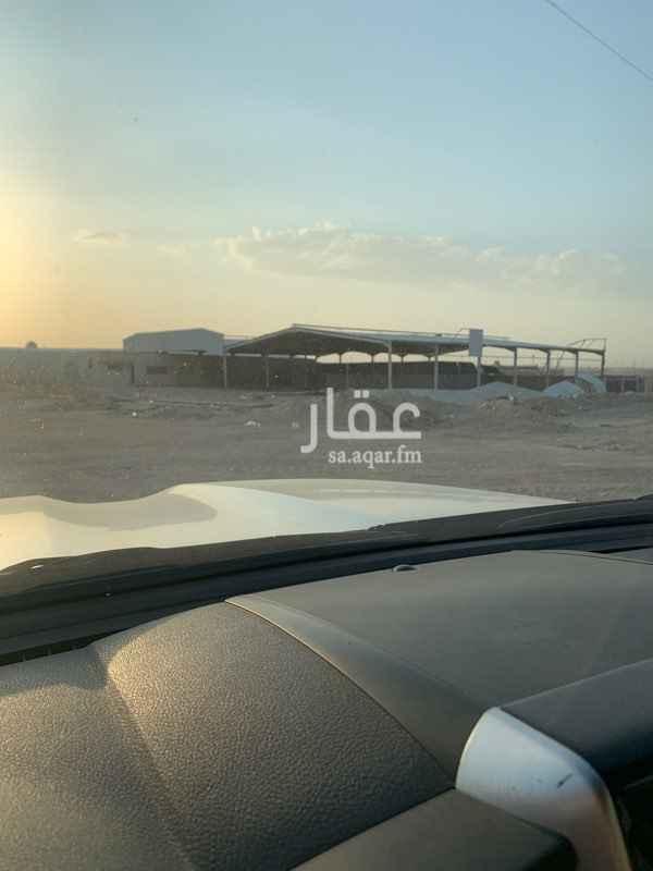 مستودع للإيجار في حي القادسية ، الرياض