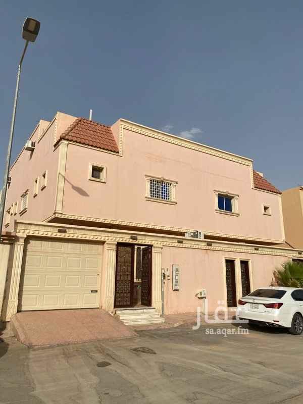 فيلا للإيجار في شارع مقلة بن عبيد ، حي غرناطة ، الرياض ، الرياض