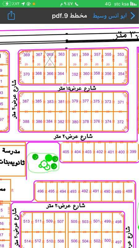 أرض للبيع في شارع الأمير ممدوح بن عبدالعزيز ، حي الشاطيء ، جازان ، جزان