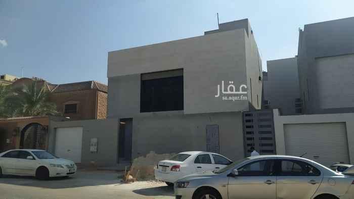 فيلا للبيع في شارع الغنامية ، حي الملقا ، الرياض ، الرياض