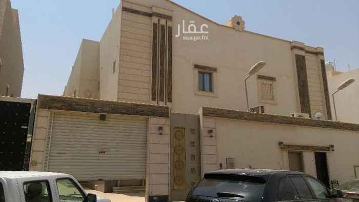 فيلا للإيجار في شارع القصر ، حي الندى ، الرياض