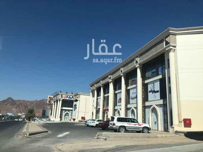 محل للإيجار في شارع المظفر قطز ، حي شظاة ، المدينة المنورة