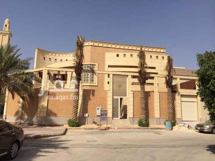 فيلا للبيع في طريق الملك عبدالله ، حي الواحة ، الرياض
