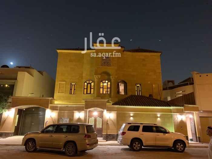 فيلا للبيع في حي الملك عبدالله ، الرياض