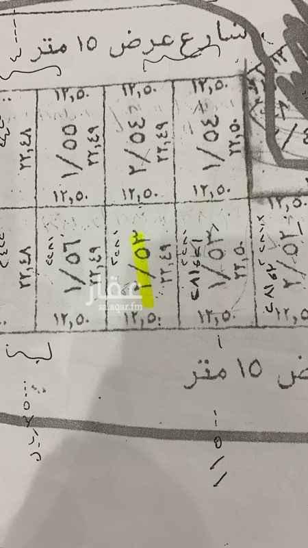 أرض للبيع في شارع الشيخ عبدالله أبابطين ، حي الريان ، الرياض ، الرياض