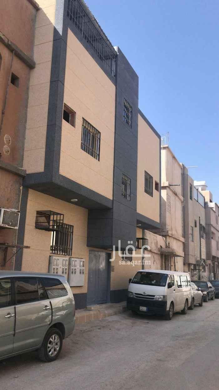 عمارة للبيع في شارع ال فريان الفرعي ، حي منفوحة الجديدة ، الرياض