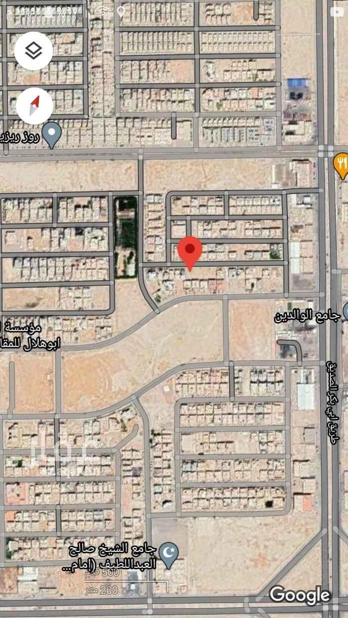 أرض للبيع في شارع الحسن المروزي ، حي النرجس ، الرياض ، الرياض