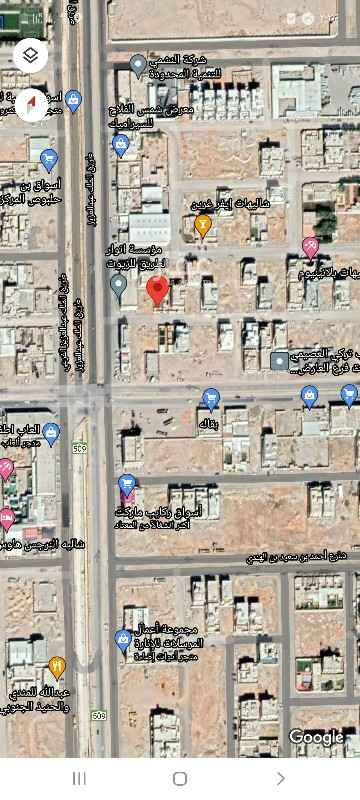 أرض للبيع في حي ، طريق الملك عبدالعزيز ، حي العارض ، الرياض