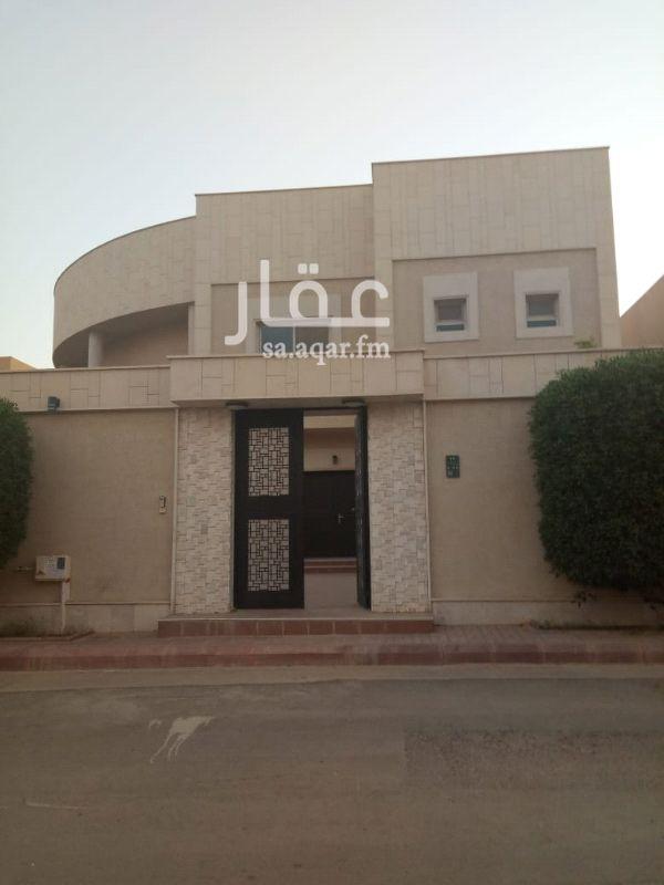 فيلا للبيع في شارع الانتصار ، حي العقيق ، الرياض