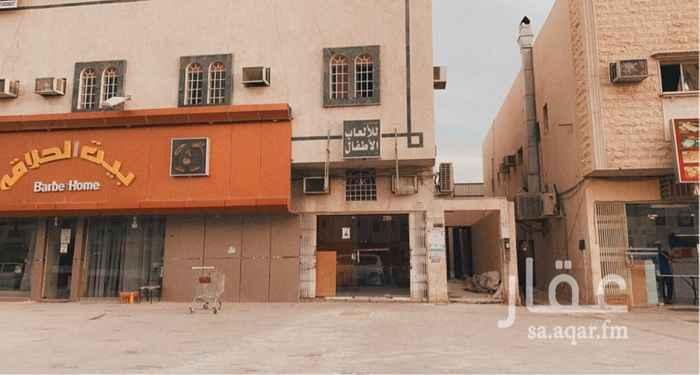 محل للإيجار في شارع المضاف ، حي الوادي ، الرياض ، الرياض