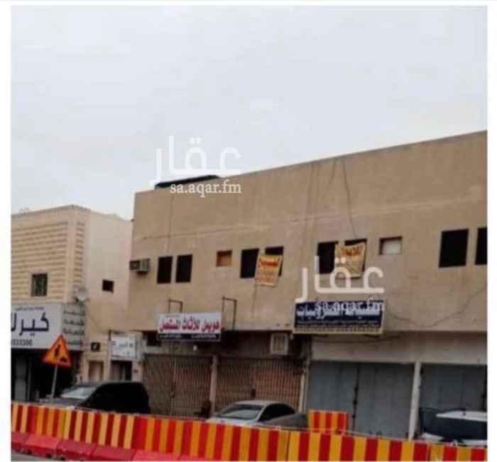 عمارة للبيع في حي ، طريق الامير مساعد بن عبدالرحمن بن فيصل ، حي العريجاء الوسطى ، الرياض