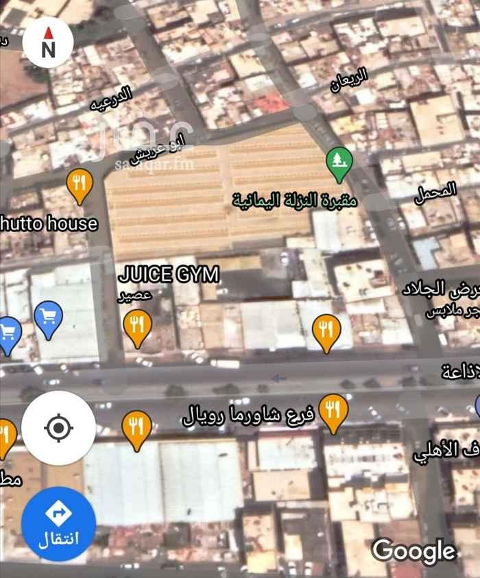 أرض للبيع في شارع الاذاعة ، حي النزلة اليمانية ، جدة ، جدة