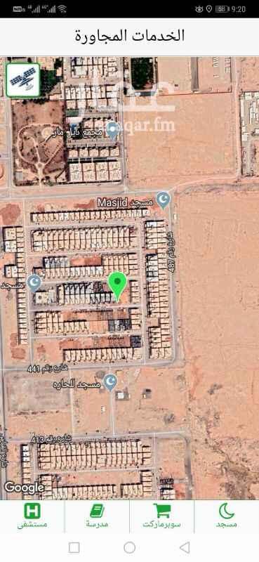 أرض للبيع في شارع رقم 487 ، حي المونسية ، الرياض ، الرياض
