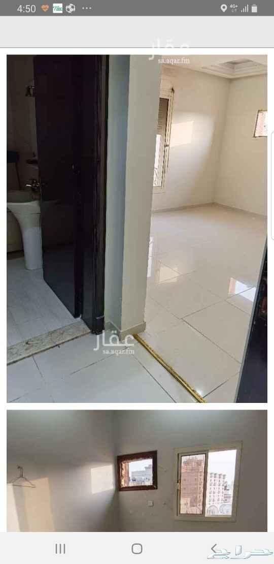 شقة للإيجار في شارع الزجاجي ، حي المروة ، جدة ، جدة