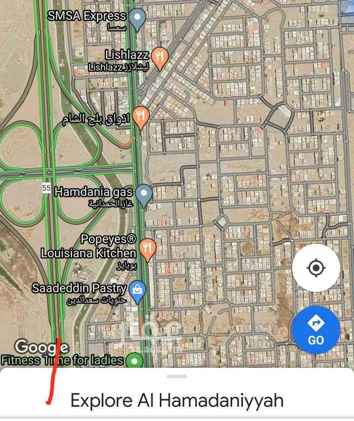 مستودع للإيجار في حي الحمدانية ، جدة ، جدة