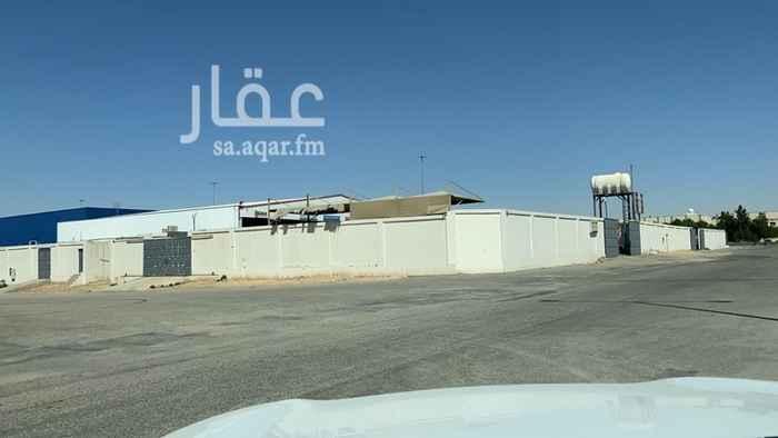 أرض للإيجار في طريق الخرج الفرعي ، حي المناخ ، الرياض ، الرياض