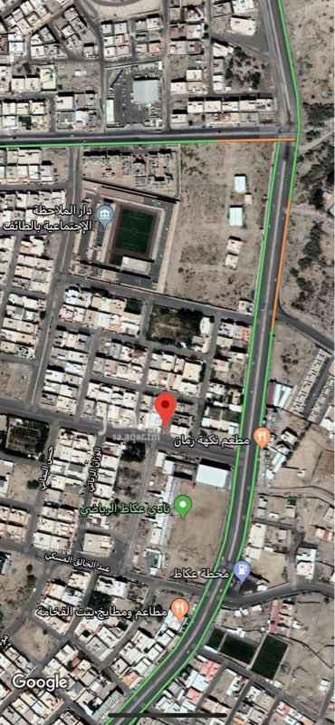 أرض للبيع في شارع نصر الزواوي, الطائف