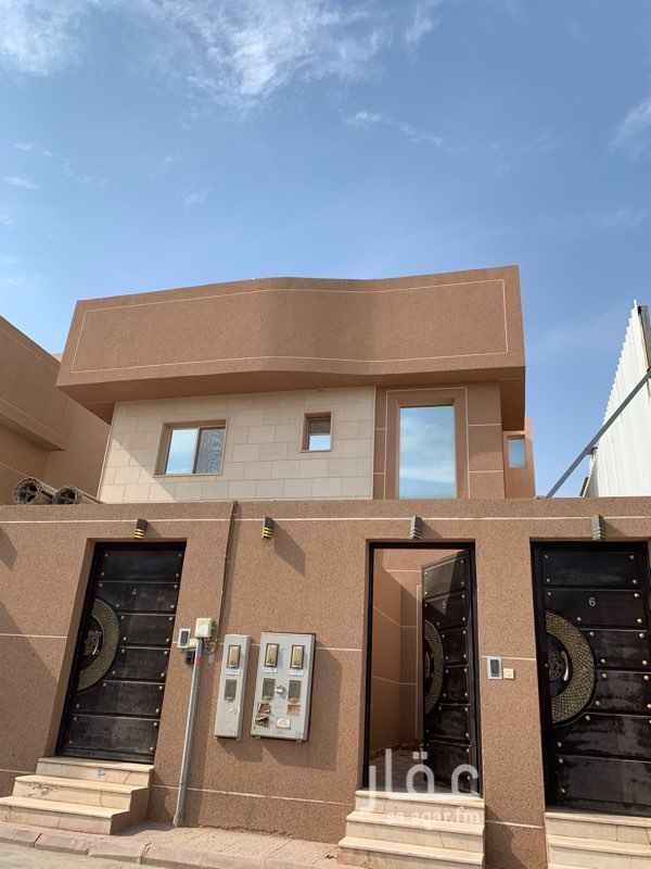 دور للإيجار في شارع المرج ، حي الوادي ، الرياض