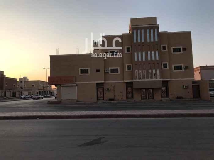 عمارة للبيع في شارع عمر بن عبدالعزيز ، حي الزاهر ، الخرج