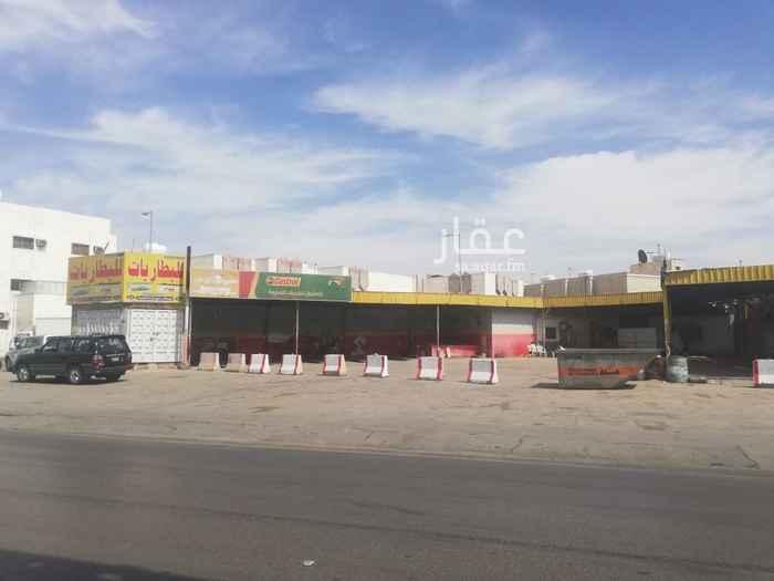 أرض للإيجار في طريق الخرج ، حي الخالدية ، الرياض ، الرياض