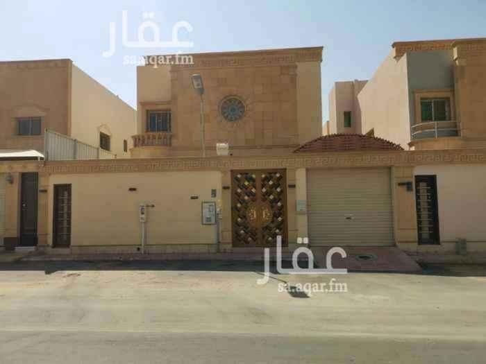 فيلا للبيع في شارع نهر البردوني ، حي الصحافة ، الرياض