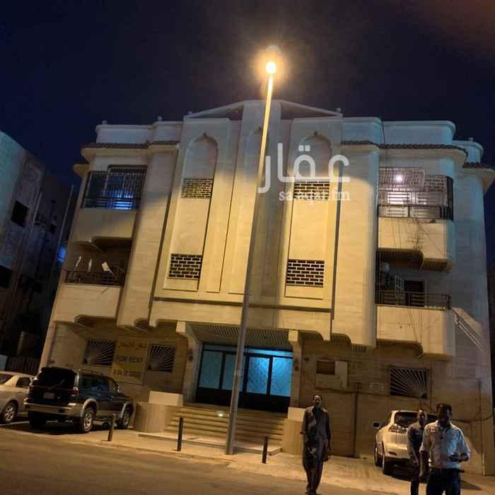 شقة للإيجار في شارع محمد بن حمد ، حي العزيزية ، جدة