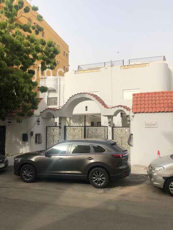 فيلا للبيع في شارع يزيد بن ابي منصور ، حي النزهة ، جدة ، جدة
