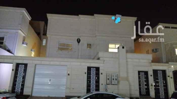 فيلا للبيع في شارع احمد بن عبدالمقرئ ، حي طويق ، الرياض