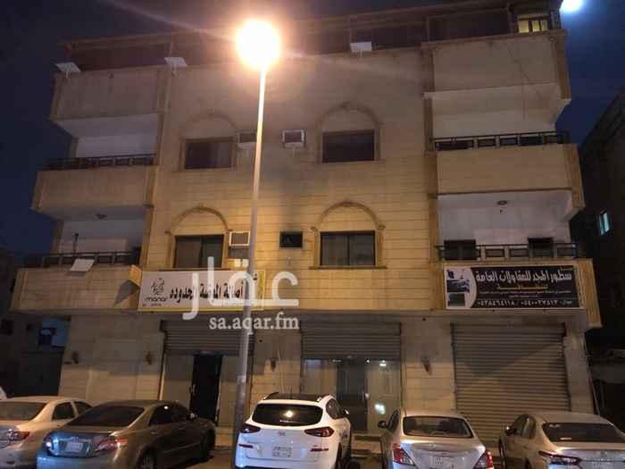 عمارة للإيجار في شارع الضحاك بن خليفة ، حي البوادي ، جدة ، جدة